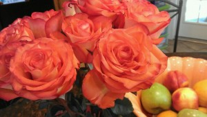 Roses with HTC Droid Incredible