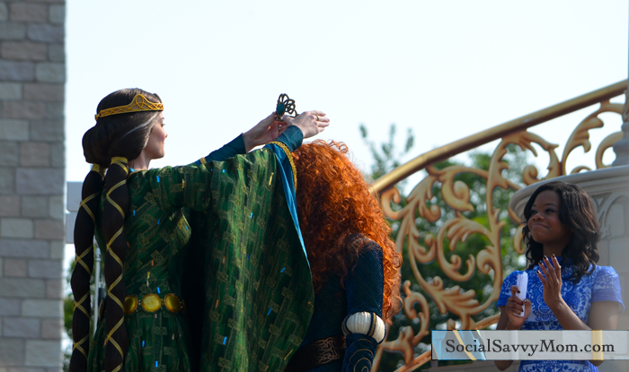 Princess Merida Royal Coronation or Controversy
