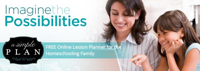 My Mardel Homeschool Planner
