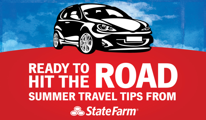 Travel Road Trip Tips