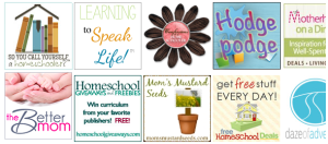 Homeschool Curriculum Giveaway