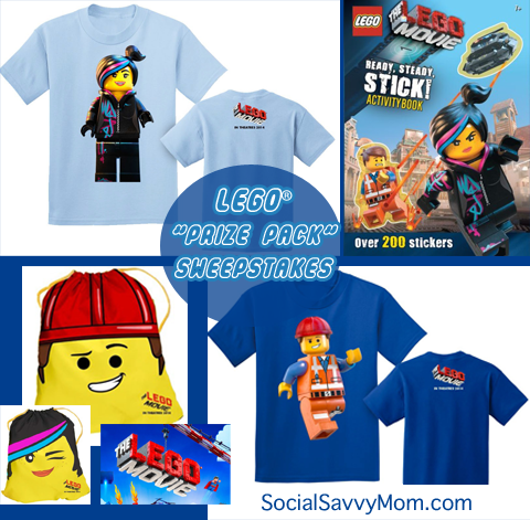 The LEGO Movie Social Savvy Mom