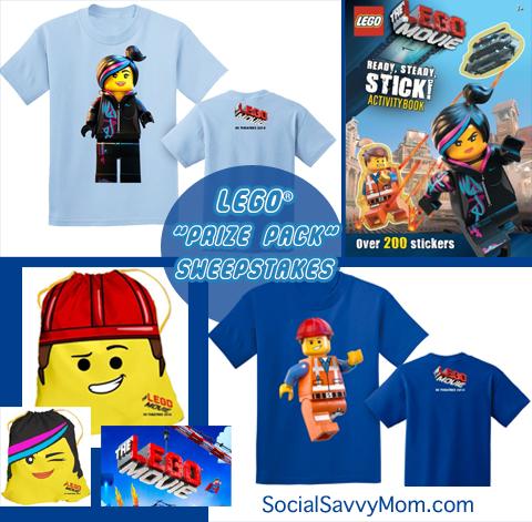 The LEGO Movie Social Savvy Mom