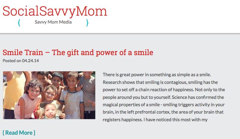 Social Savvy Mom