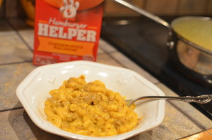 Hearty Hamburger Helper