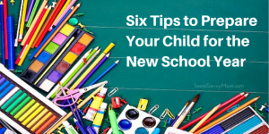 Six Tips to Encourage Your Child for the