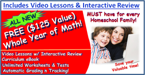 Free Homeschool Math Curriculum