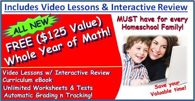 Free Homeschool Math Curriculum