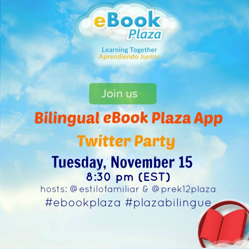 ebook Plaza Twitter Party updated